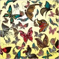Link toButterflies vector pattern