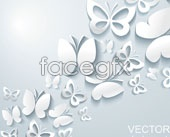 Link tovector background ideas decoration Butterfly