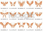 Link toButterfly designs vector