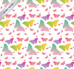 Link toButterfly seamless background vector