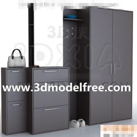 Link toCabinet free download-05 3d model