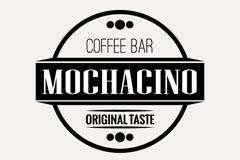 Link toCafé mochaccino tag vector
