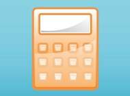 Link toCalculator icon vector free