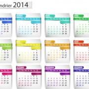 Link toCalendar 2014 vector huge collection 102