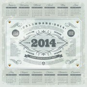 Link toCalendar 2014 vector huge collection 20