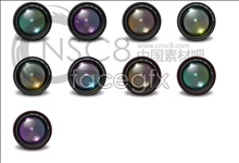 Link toCamera lens desktop icons