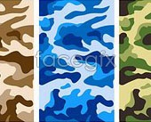 Link toCamouflage background elements arrows volume vector