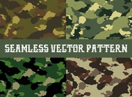 Link toCamouflage vector pattern free