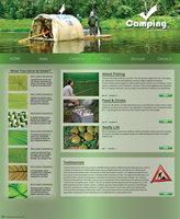 Link toCamping web design