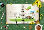 Link toCampus times notepad psd