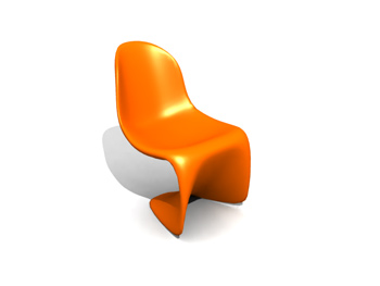 Link toCandy color avant-garde chairs free download 3d model