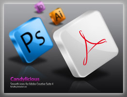 Link toCandylicious adobe cs4 icons
