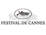 Link toCannes film festival logo vector