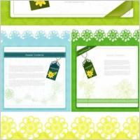 Link toCardboard pattern vector