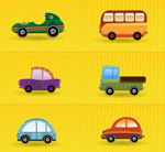 Link toCartoon cars icons