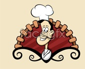 Link toCartoon chefs psd icon