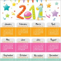 Link toCartoon clip art calendar 2011
