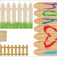 Link toCartoon clip art fence