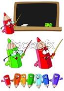 Link toCartoon color image vector