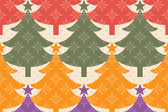 Link toCartoon colorful christmas background vector