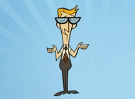 Link toCartoon dad vector free