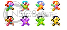 Link toCartoon doll icons