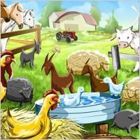 Link toCartoon farm illustrator psd layered