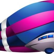 Link toCartoon hot balloon vector free
