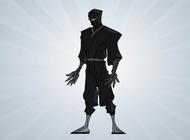 Link toCartoon ninja graphics vector free