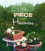 Link toCartoon serenity garden vector