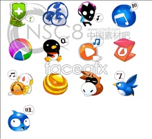 Link toCartoon software desktop icons