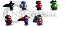 Link toCartoon toys icons