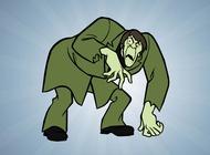 Link toCartoon zombie vector free
