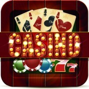 Link toCasino elements creative design vector 01