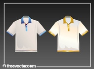 Link toCasual shirts vector free