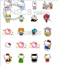 Link toCathy cat cats cute icons