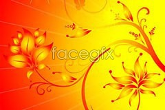 Link tovector background pattern gold of flash a format Cdr