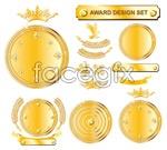 Link toChampionship medal vector