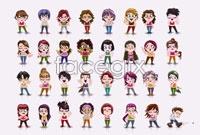 Link toCharacter cartoon vector s