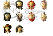 Link toCharlie doll icons