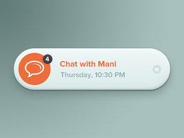Link toChat widget