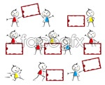 Link toChildren and the bulletin board vector