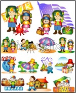 Link toChildren cartoon image vector