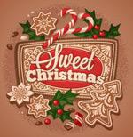 Link toChildren's christmas poster vector
