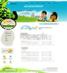 Link toChildren's education class template psd