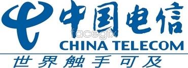Link toChina telecom vector logo