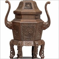 Link toChinese classical furniture home accessories psd cutout one