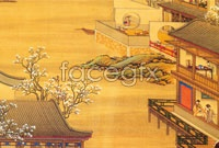 Link toChinese classical paintings and calligraphy, hd pictures