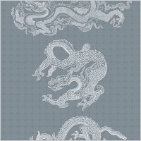 Link toChinese classical pattern vector line drawing dragon