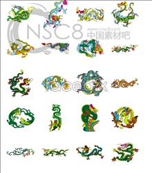 Link toChinese dragon icon